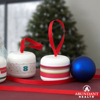 Ornament Gift Containers